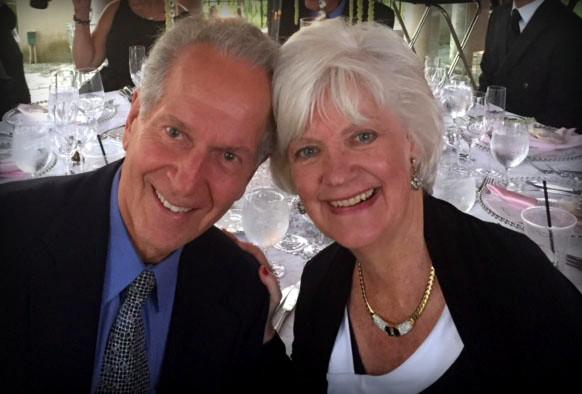 Al Garcia and Sandra Edwards