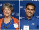 Sharon Brandenburger-Shasby and Shirish Lala honored as PHHP Outstanding Alumni for 2018