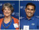 Sharon Brandenburger-Shasby and Shirish Lala honored as PHHP Outstanding Alumni for 2018