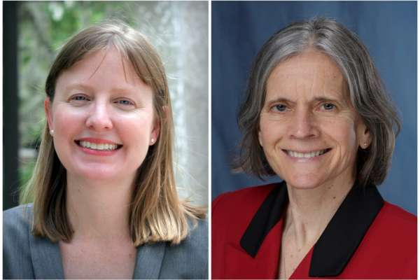 Drs. Myers and Hanson honored for excellent contributions in editorial functions and/or teaching