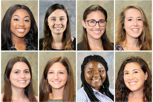 UFOT students selected as 2020 Florida AHEC Scholars