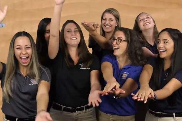 OTD Students video