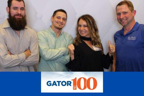 Megan Molyneux Gator100 photo