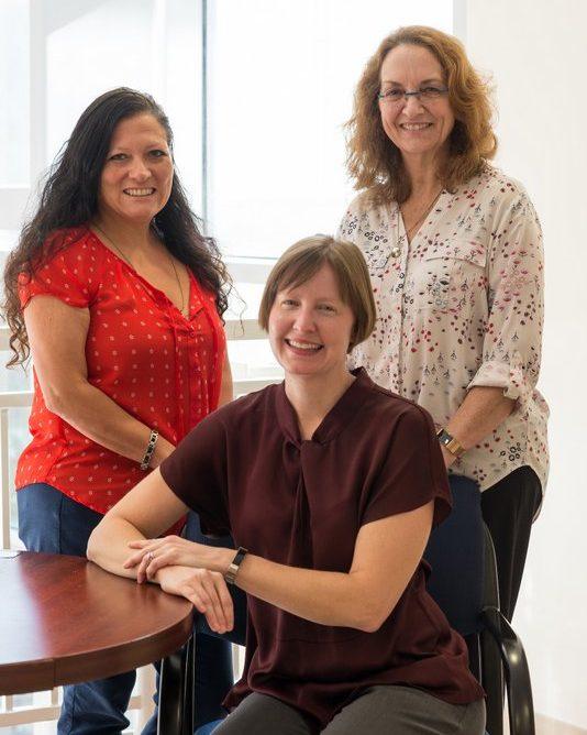 INSPIRE grant team photo
