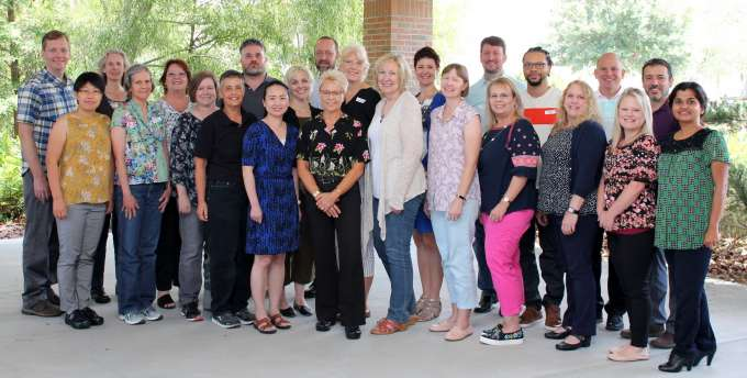2019 UFOT Faculty & Staff photo