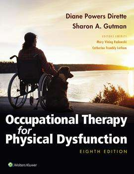 Occupational Therapy for Physical Dysfunction book cover