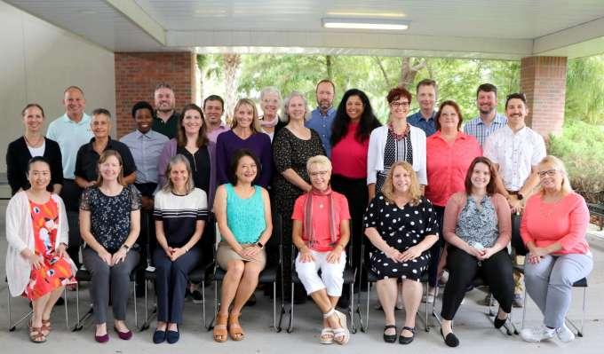 2021 UFOT Faculty & Staff photo