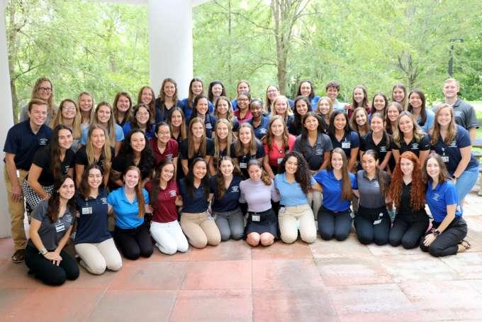 Class of 2023 OTD students photo