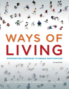 Ways Of Living book cover